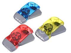 Фонарь BAILONG 3 LED, фото 3