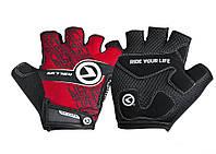 Перчатки KLS Comfort New XS Красные