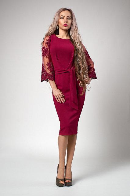 Элегантное платье 704