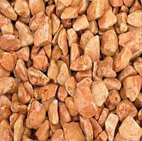 Галька коричневая 15-25 мм