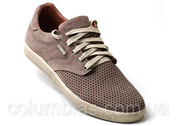 Летние кожаные кроссовки Ecco  2e017a096e5b3
