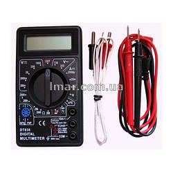 Мультиметр с термо парой DT-838