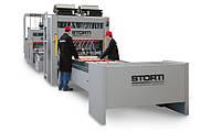 Автоматичні лінії з виготовлення піддонів Storti