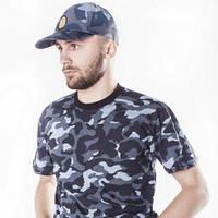 """Футболка камуфлированная """"Город"""""""