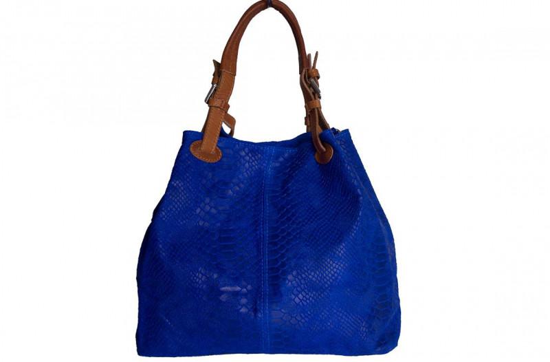 Женская кожаная сумка Ирис