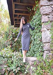 Сукня силуетна Колібрі