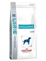 Корм для собак Royal Canin (РОЯЛ КАНИН) HYPOALLERGENIC CANINE при пищевой аллергии, 14 кг