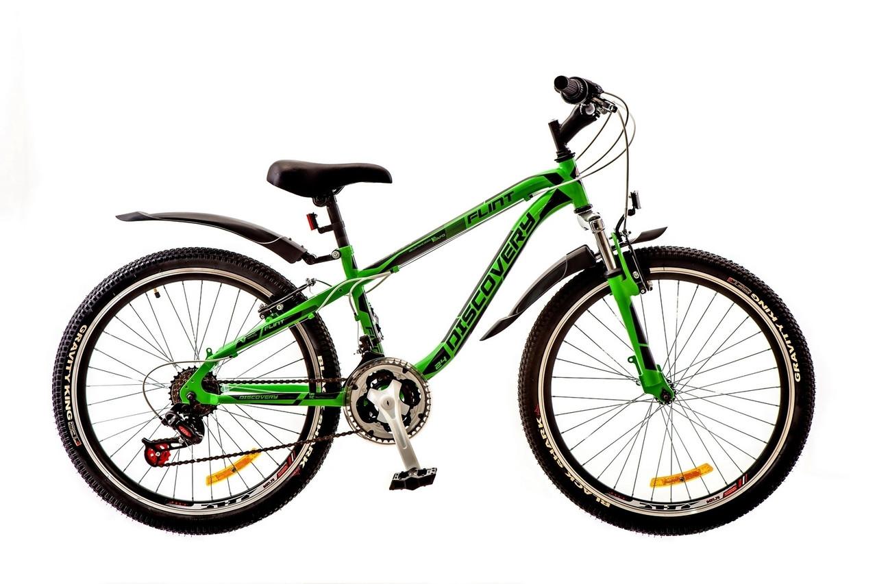 Велосипед подростковый горный 24'' Discovery Flint am 2017