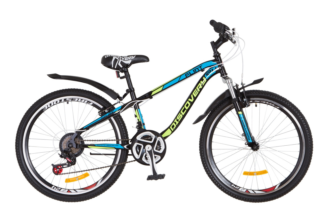 Велосипед подростковый горный 24 Discovery Flint am 2018