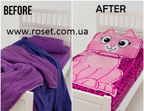 Использование такого постельного белья не вызовет сложностей. С помощью  уплотненной резинки c20c451976afe