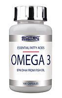 Омега кислота Omega 3 100 капсул