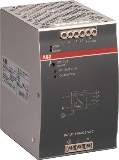 Импульсный источник питания ABB CP-E 48/5.0, 1SVR427034R2000