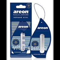 "Осв.воздуха жидкий листик AREON ""LIQUID"" Verano Azul 5ml (24)"