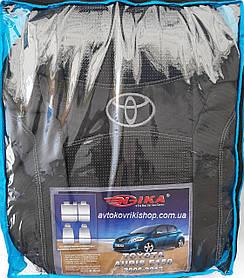 Авточехлы Toyota Auris E150 2006-2012 Nika