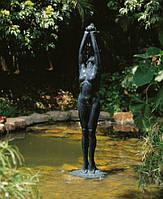 """Фигура для пруда """"Виржиния"""" 100 см, декор для пруда"""
