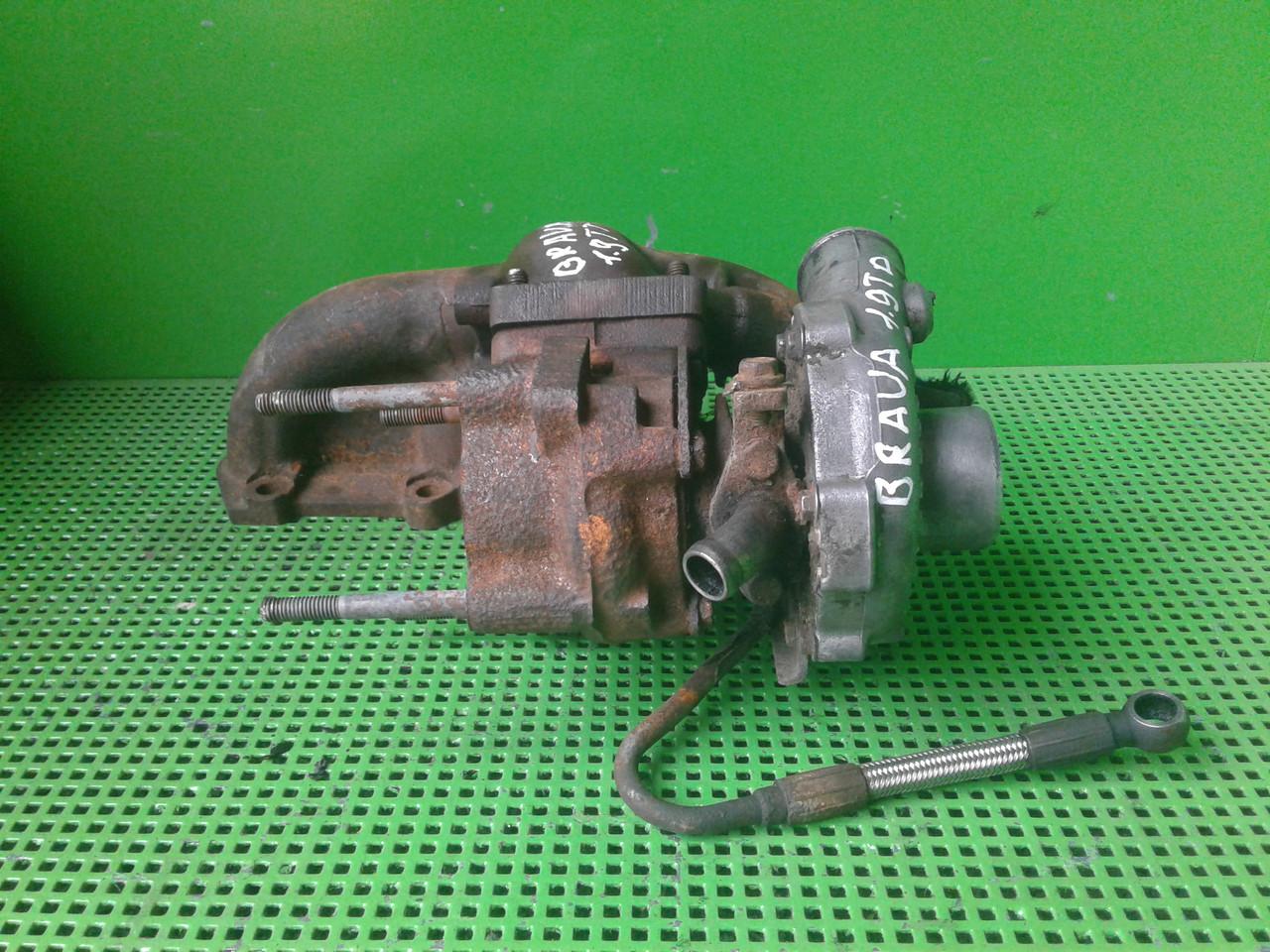 Турбина для Fiat Ducato 1.9TD