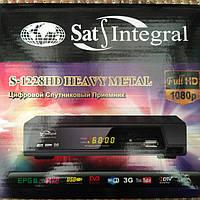 ресивер Sat-Integral S-1228 HD HEAVY METAL
