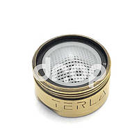 Насадка-аэратор на кран Terla Freelime цвет бронза ретро, фото 1