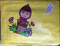 Постельное белье в кроватку (Маша) 100% хлопок. код 19048