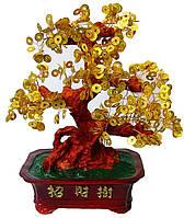 Дерево с монетами (555)