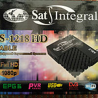 Ресивер Sat-Integral S-1218 Hd Able
