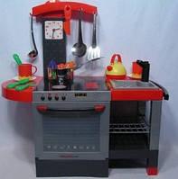 Детская Кухня 011 с посудкой и аксессуарами