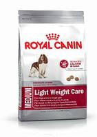 Royal Canin MEDIUM LIGHT WEIGHT CARE 3кг - корм для собак средних пород с избыточным весом