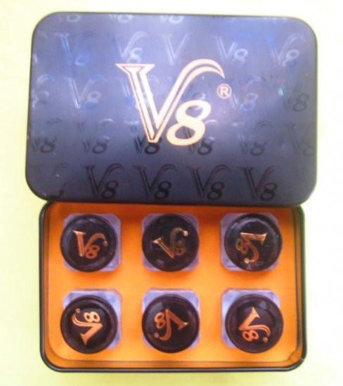 vigra V 8 вигра V 8 препарат для супер потенции 6 бутылочек в упаковке по 3 таблетки в бутылочке