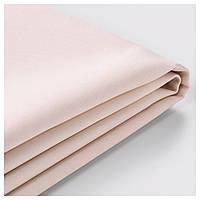 IKEA SODERHAMN Чехол для 3-местного дивана, Samsta светло-розовый  (903.282.96)