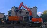 Услуги для вывоза строительного мусора в Киеве, фото 1
