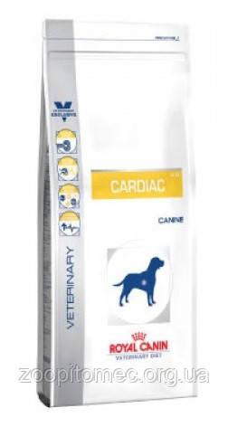 Сухой корм для собак Royal Canin (РОЯЛ КАНИН) CARDIAC при сердечной недостаточности, 14 кг