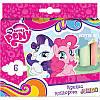 LP17-073 Мел (6 цветов) Jumbo KITE 2017 My Little Pony 073