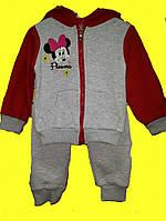 Детские теплые костюмы Мини, фото 1