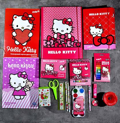Школьный набор первоклассника для девочки Kite Hello Kitty, фото 2