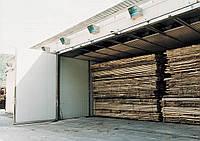 Послуга з просушування деревини у власній сушильній камері. 54 м3.