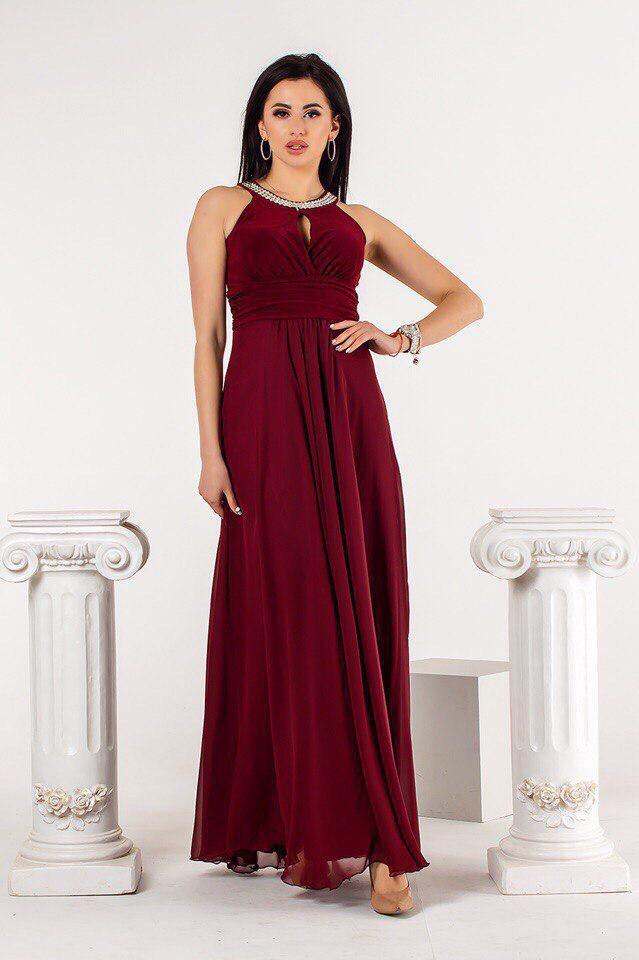 da195a427b9 Платье вечернее длинное