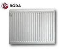 Радиатор стальной Roda RSR 300х1800 ➔ 22 ТИП ➔ боковое подсоединение