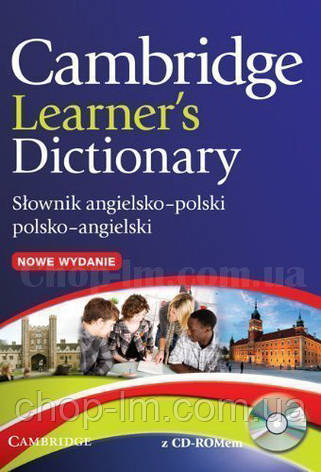 Cambridge Learner's Dictionary English–Polish Second Edition with CD-ROM / Словарь с диском, фото 2