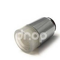 Водосберегающая металлическая LED насадка-аэратор на кран 3 цвета с температурным датчиком