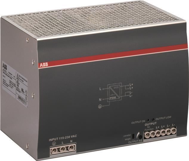 Импульсный источник питания ABB CP-E 24/20.0, 1SVR427036R0000