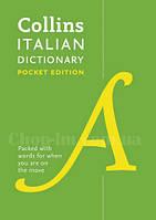 Collins Italian Dictionary Pocket Edition / Словарь Англо-итальянский