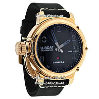 Часы U-boat Italo Fontana Chimera 50mm Gold/Black. Replica: AAA.