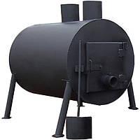 """Печь длительного горения с воздушным контуром """"ТеплоДар 100"""""""