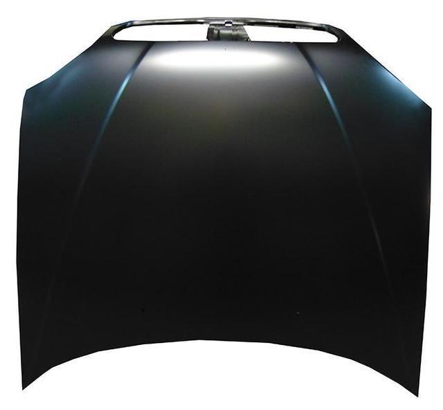 Капот цинковый черный грунтованый  Lanos / Ланос, 96255482, tf69y0-8402020-05