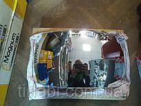 Стекло зеркала панорамного бордюрного Даф DAF XF 06r-