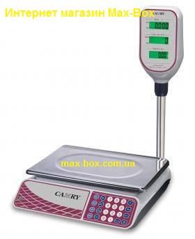 Торговые весы с поверкой Camry CTE 6JC-11B