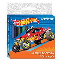HW17-070 Мел восковый (12 цветов) KITE 2017 Hot Wheels 070