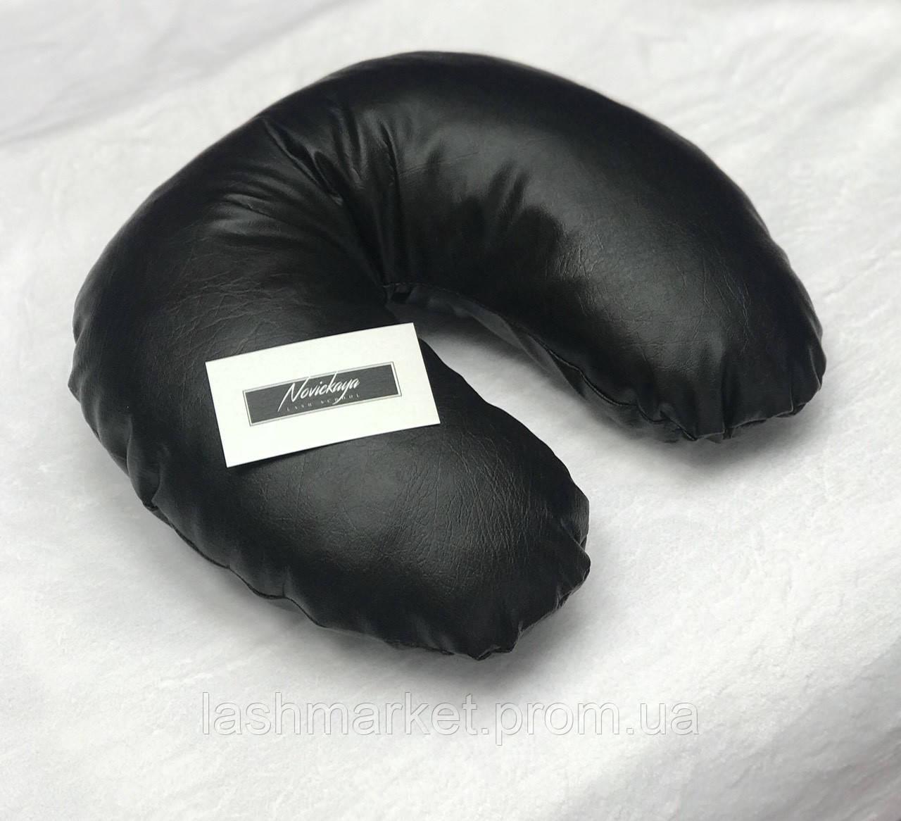 Ортопедическая подушка (экокожа)