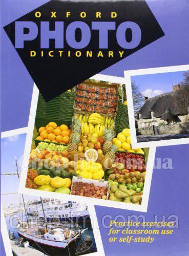 Oxford Photo Dictionary / Английский словарь с фотографиями