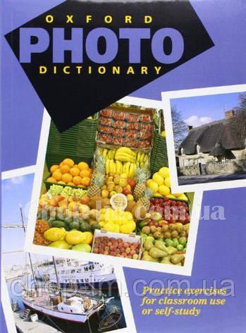 Oxford Photo Dictionary / Английский словарь с фотографиями, фото 2